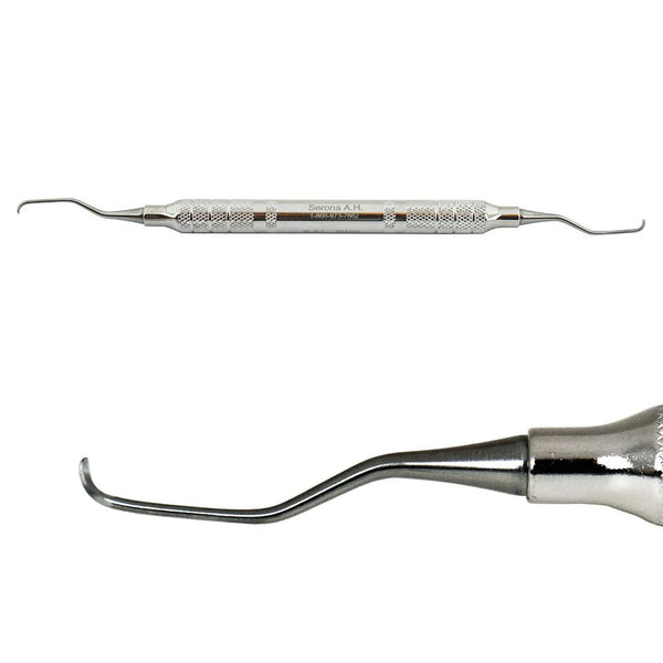 Shop online for the Cislak Gracey 5/6 Curette, available in stainless steel & Z-Soft. Comes in two sizes: the P24 (small feline) and the P48(deep pocket).