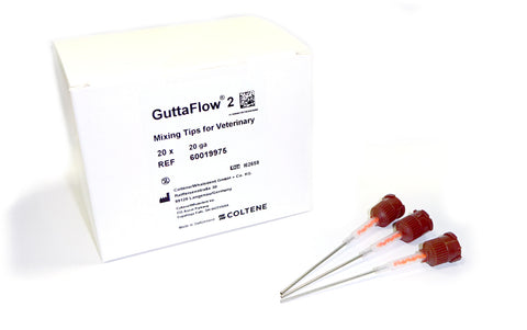 Roeko GuttaFlow 2 Veterinary Mixing Tips (20pcs)