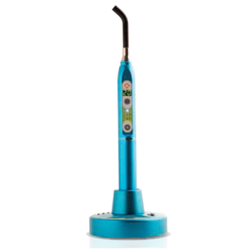 Shop online at Serona for the veterinary dental Beyes Slimax - C Plus LED Curing Light System with Built-in Radiometer, which is a pen style curing light.