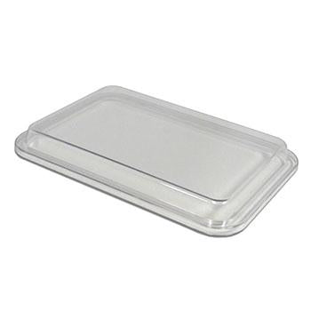"Shop online at Serona.ca for the veterinary dental Zirc Mini Tray Cover, which is clear and non-locking. The mini tray dimensions are: 9-5/8"" x 6-5/8"" x 7/8""."