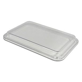 "Shop online at Serona.ca for a variety of veterinary dental trays including Zirc B-Size Clear Tray, (non-locking). Tray dimensions are 14"" x 10-1/8"" x 5/16""."