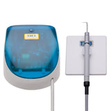 Veterinary dental ultrasonic scalers including piezos with LED lights and the iM3 42:12, made to quickly remove plaque and calculus from canine and feline teeth.