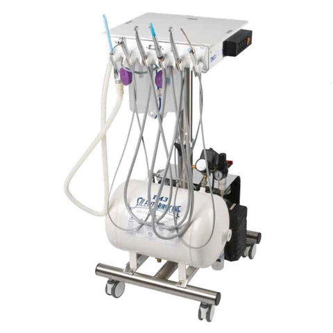 Shop online for veterinary dental iM3 Pro 2000 LED Dental Cart that combines all the features iM3 has in a compact, self-contained, height adjustable dental system.