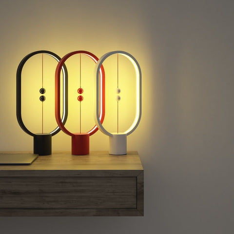 Ellipse Magnetic LED Lamp