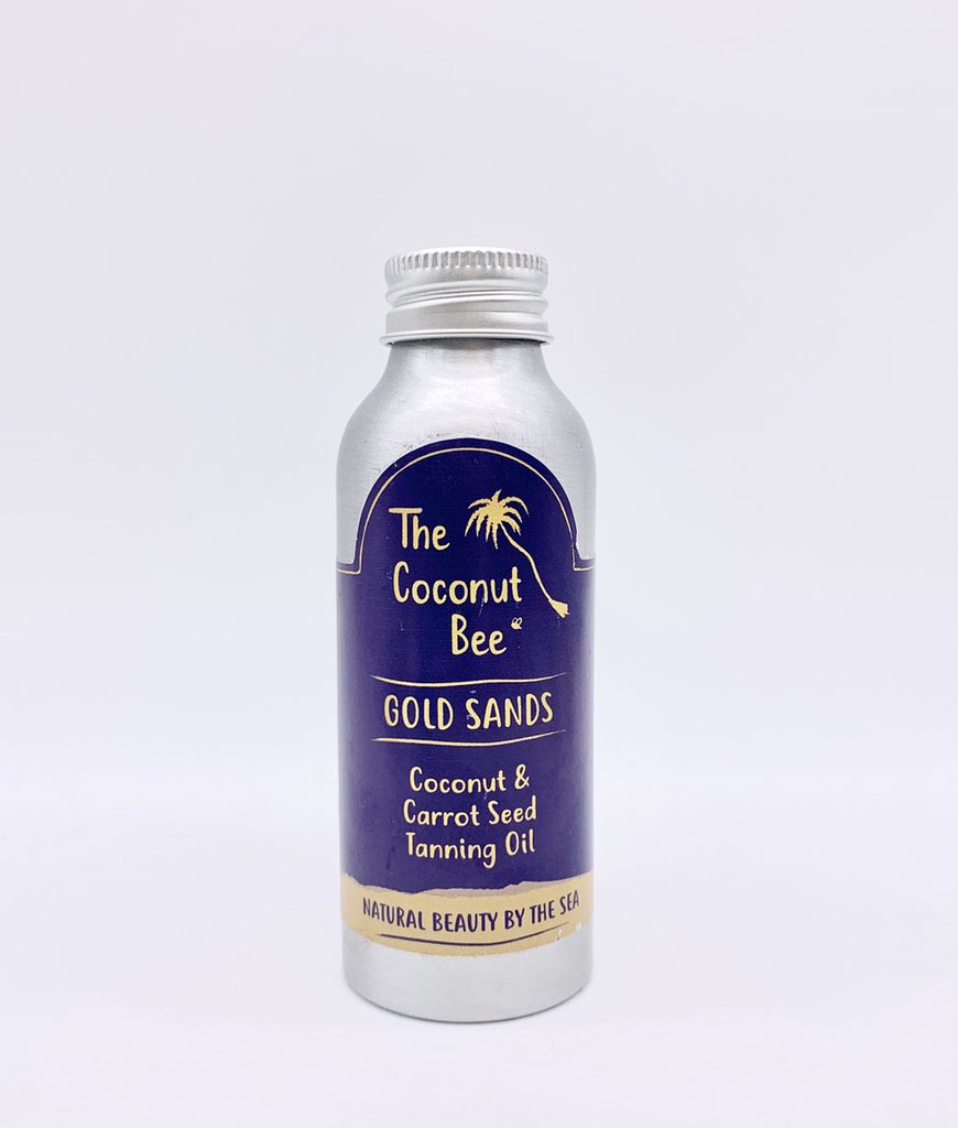 Gold Sands Tanning Oil