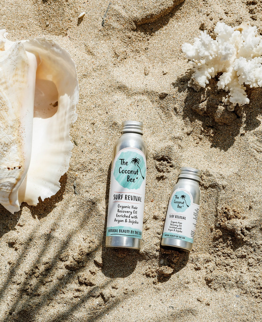 Surf Revival - Argan & Jojoba Repair Oil