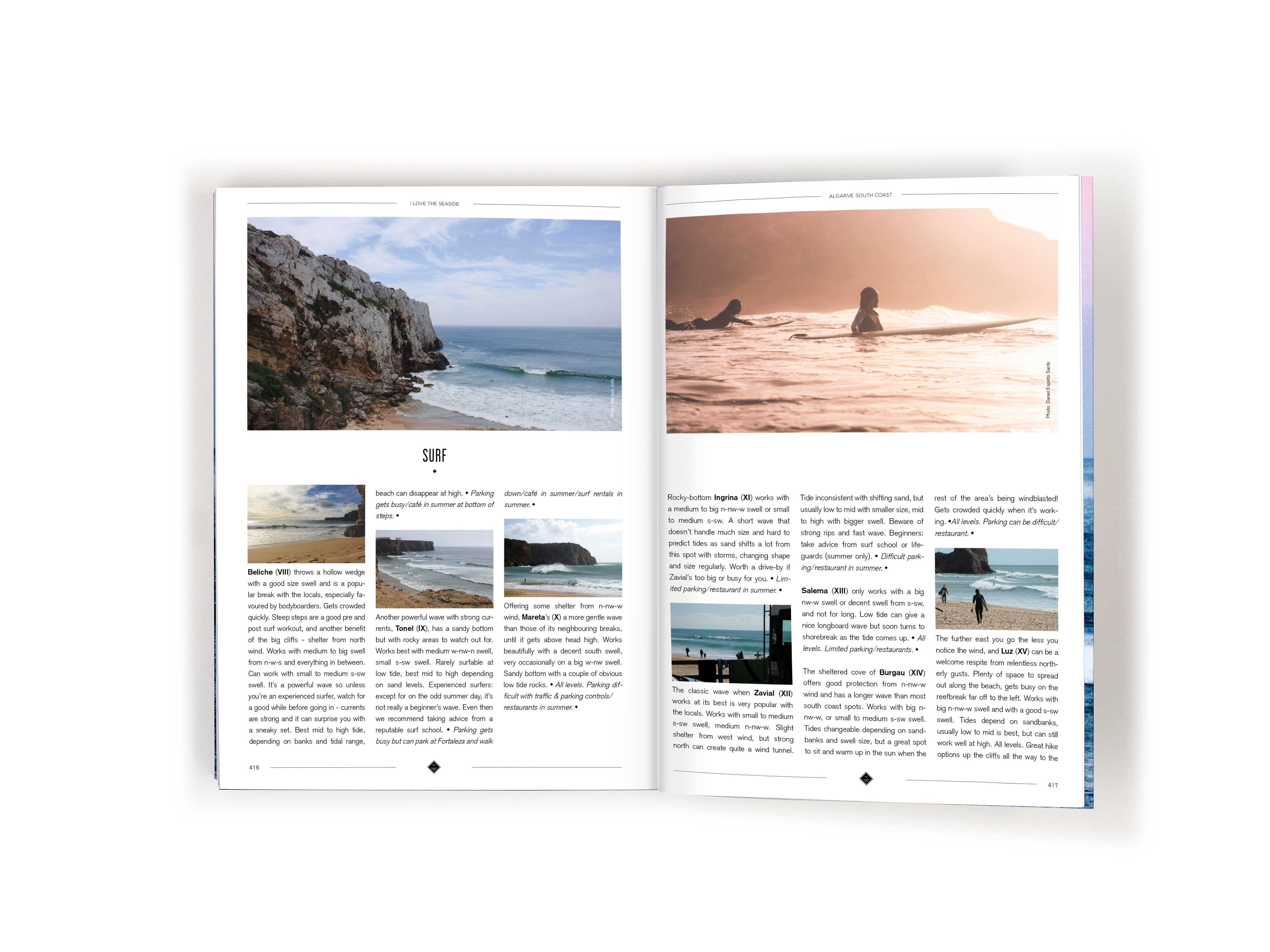 ILTS Surf & Travel Guide to Southwest Europe