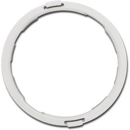 "Dimension One 8"" Collar for Basket (White) - 01510-136"