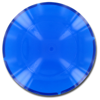 Dimension One Light Lens Cover (Blue) - 01510-27
