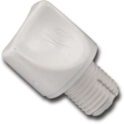 "Dimension One 3/8"" Air Relief Valve (White) - 01510-332"