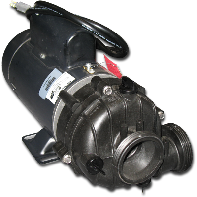 Dimension One 1.5hp, Two Speed, 110V AC, (Sta-Rite) Pump - 01562-21 (DJAYEA-9113)
