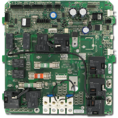 Dimension One P.C. Board, Gecko MSPA-MP-D11 - 01710-1008