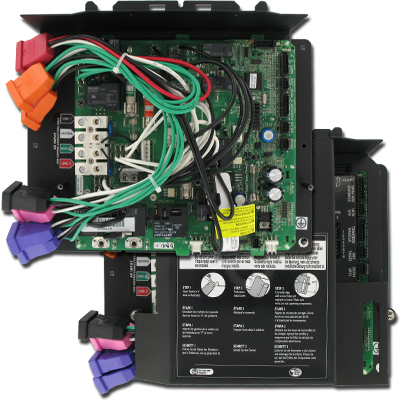 Dimension One P.C. Board, Gecko MSPA-MP-D17 - 01710-1018