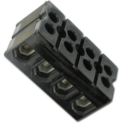 Dimension One Terminal Block for AFS (Black) - 01710-123