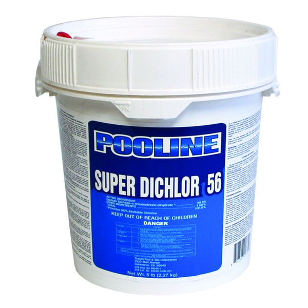 HotSpring Spa 5lb Pooline DiChlor Chlorine