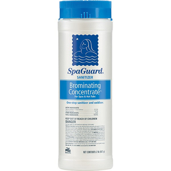 SpaGuard Brominating Concentrate - 2 Lbs