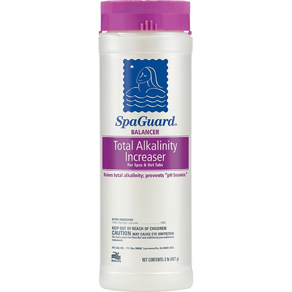 SpaGuard Total Alkalinity Increaser - 2 Lbs.