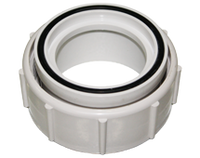 "HotSpring Spa 2"" Compression Fitting With O Ring"