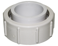"HotSpring Spa Compression Fitting, 2"" X 1-1/2"" with O-Ring"