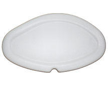 HotSpring Spas Filter Lid for 2001-2007 in White for Vanguard and Landmark