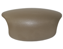 HotSpring Spa Solana Pillow in Taupe