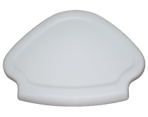 HotSpring Spa Filter Lid in White for Sovereign Tubs 2002 - 2010