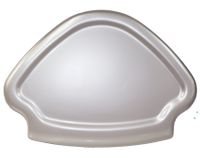 HotSpring Spa Filter Lid in Pearl