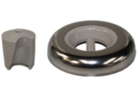 HotSpring Spa Precision Rotary Jet Escutcheon in Warm Gary 2006-2013