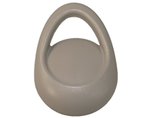 HotSpring Spa Air Control Lever Warm Gray