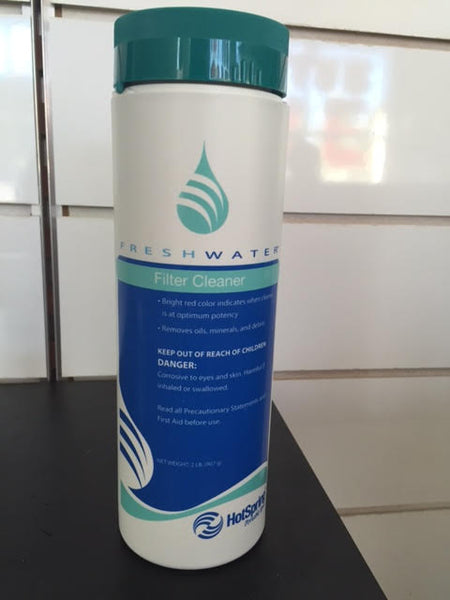 HotSpring Spa FreshWater Filter Cleaner 2 Lb