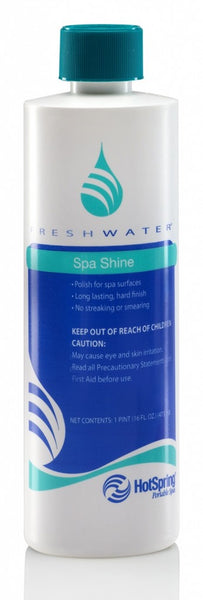 HotSpring Spa FreshWater Spa Shine 16 Fl. Oz.