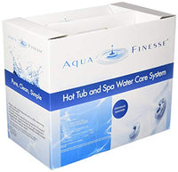 Aquafinesse Spa Treatment Kit With Granular Sanitizer