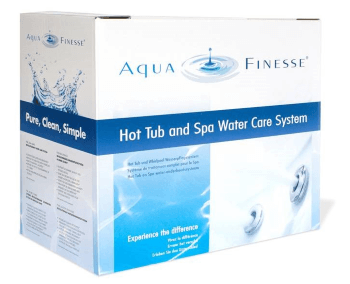 Aquafinesse Spa All-Purpose Treatment Kit With Free Filter Cleaner