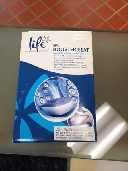 Spa Inflatable Booster Seat