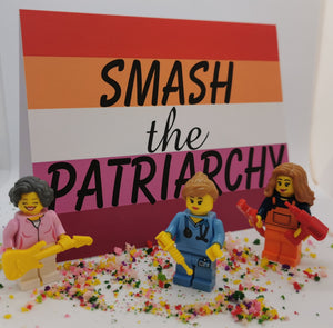 BY-06 - Smash The Patriarchy