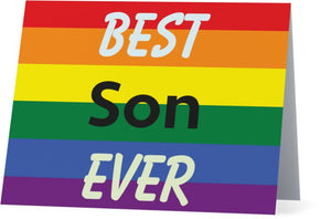 BE-06 Best Son Ever