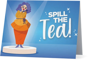 Drag 4 - Spill The Tea