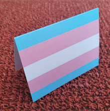 Load image into Gallery viewer, FLAGS-21 Transgender Flag