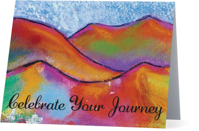 JOURNEY-01 - Celebrate Your Journey - Mountains