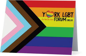 LGBTQ-01 York LGBT Forum Inclusive Flag