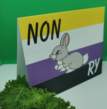 Load image into Gallery viewer, NAT-03 - Non-Bunny-Ry
