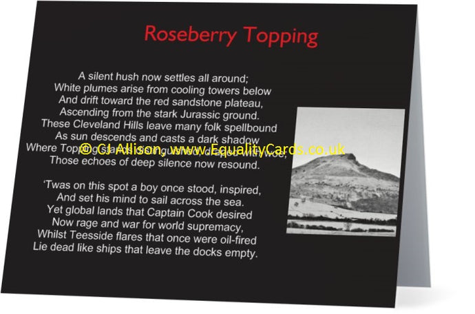 CP-04 - Roseberry Topping (Sonnet)