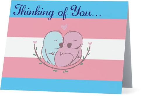 TRANS-06 - Thinking of You (transgender)