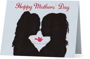 MD4E-03 - Mothers' Day Silhouette