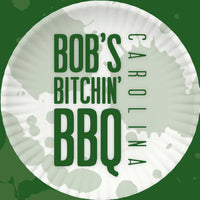 Bob's Bitchin' BBQ - Carolina sauce - bottle label