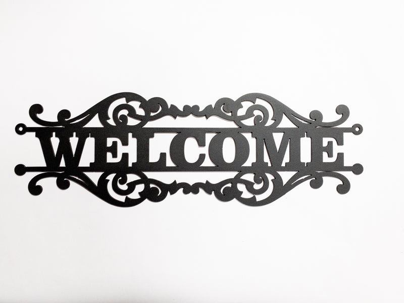 Welcome - Straight