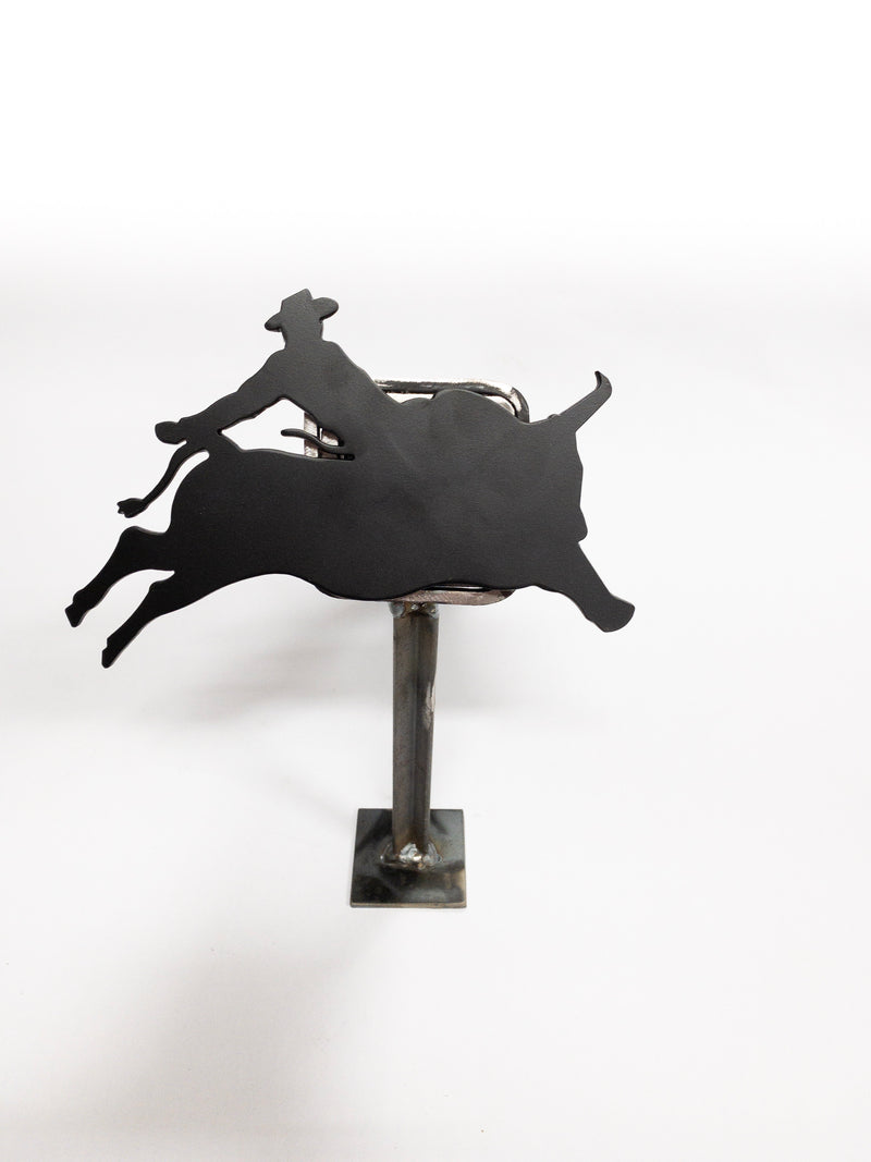 Bull Rider Hitch Cover