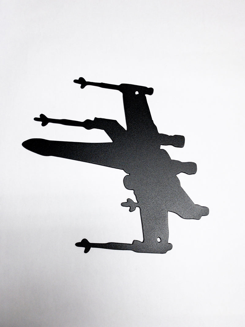 X Wing Fighter Silhouette