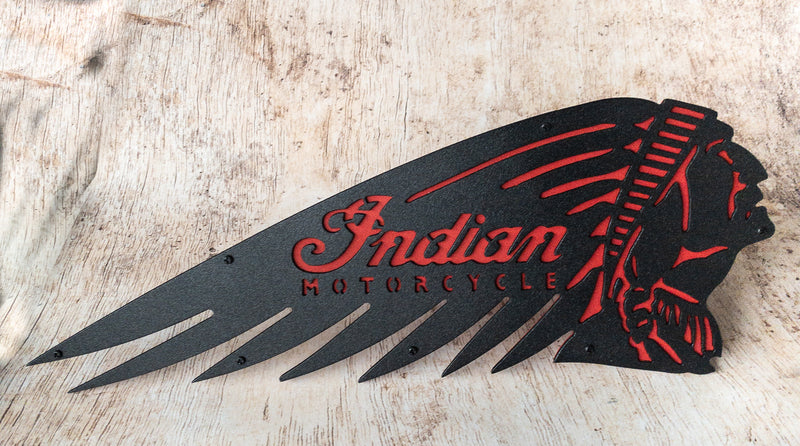 Indian Motorcycle Hitch Cover