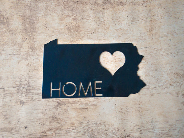 PA State Home with Heart